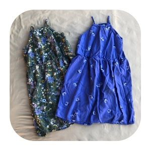 2 Old Navy Dresses Girls XS (5)
